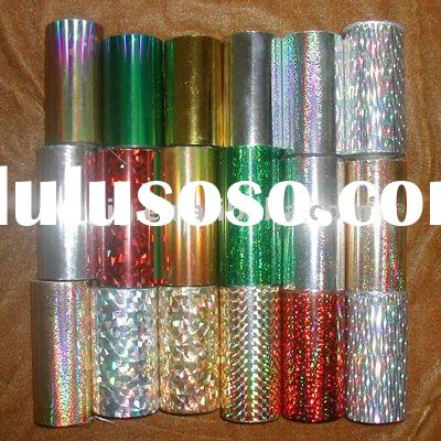 Hot Stamping Foil for Textile, Plastic ,Paper