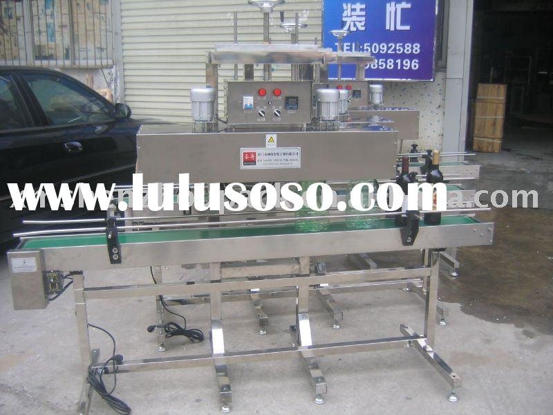 PVC Sleeve Label Shrink Wrap Tunnel Machine for PET Plastic Bottle Cap