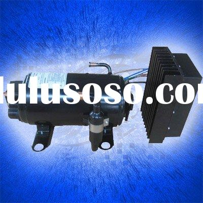 R134a Solar wind power compressor for military truck cabin construction machine harvesters cab of ai