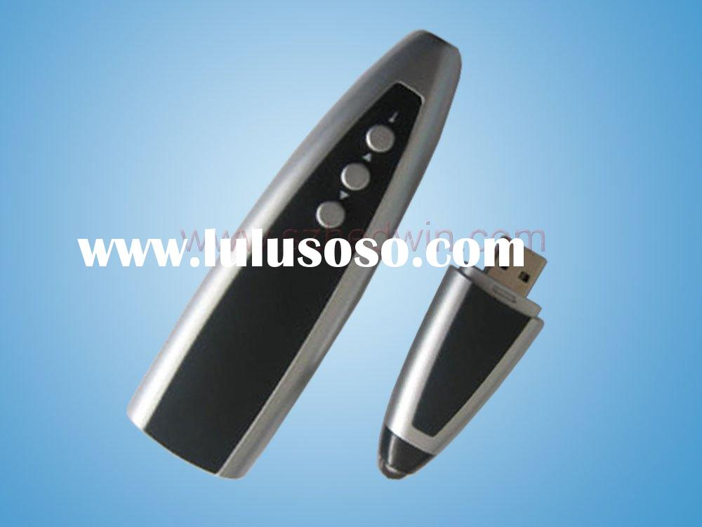 RF Red Laser Pointer+USB+Page up and down