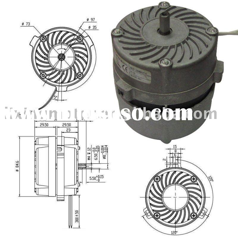 Shaded pole Fan Motor,Cooling/Ventilator Motor