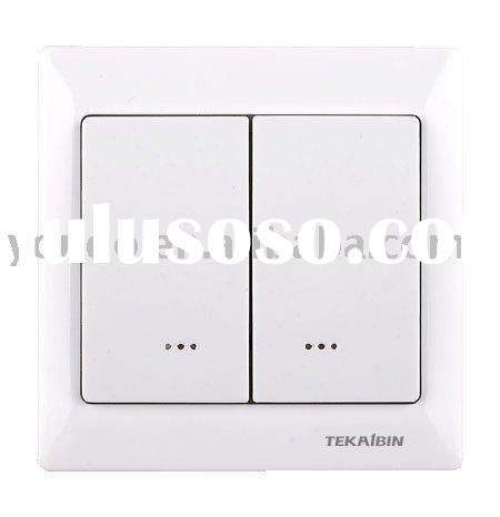 TZ66-D Z-Wave Remote Control Light Dimmer(Wall Mounted)