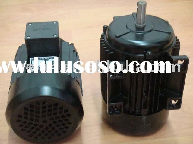 Three phase cooling fan motor