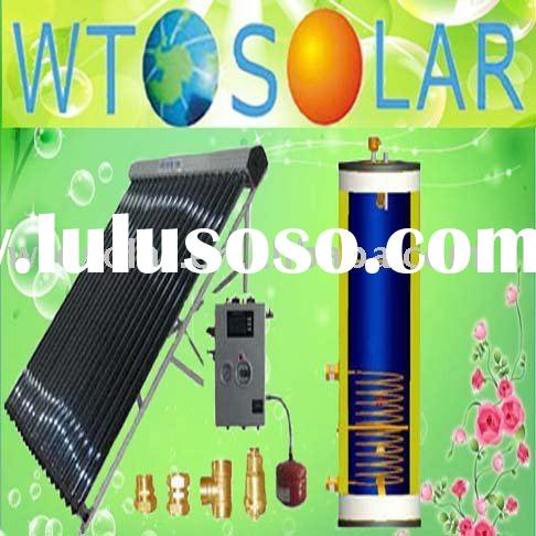 WTO-PPO solar water heater plans