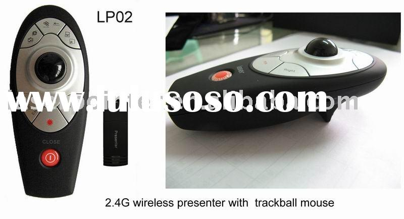 Wireless Presenter page up/down function