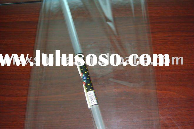 clear cellophane flower wrapping