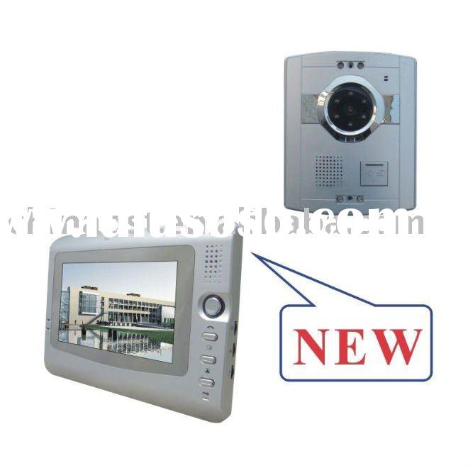handsfree color video door phone