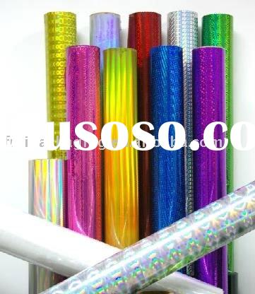 heat transfer  foil  for paper and plastic