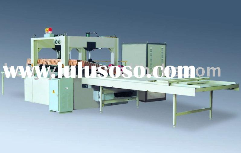 high frequency heating hot press