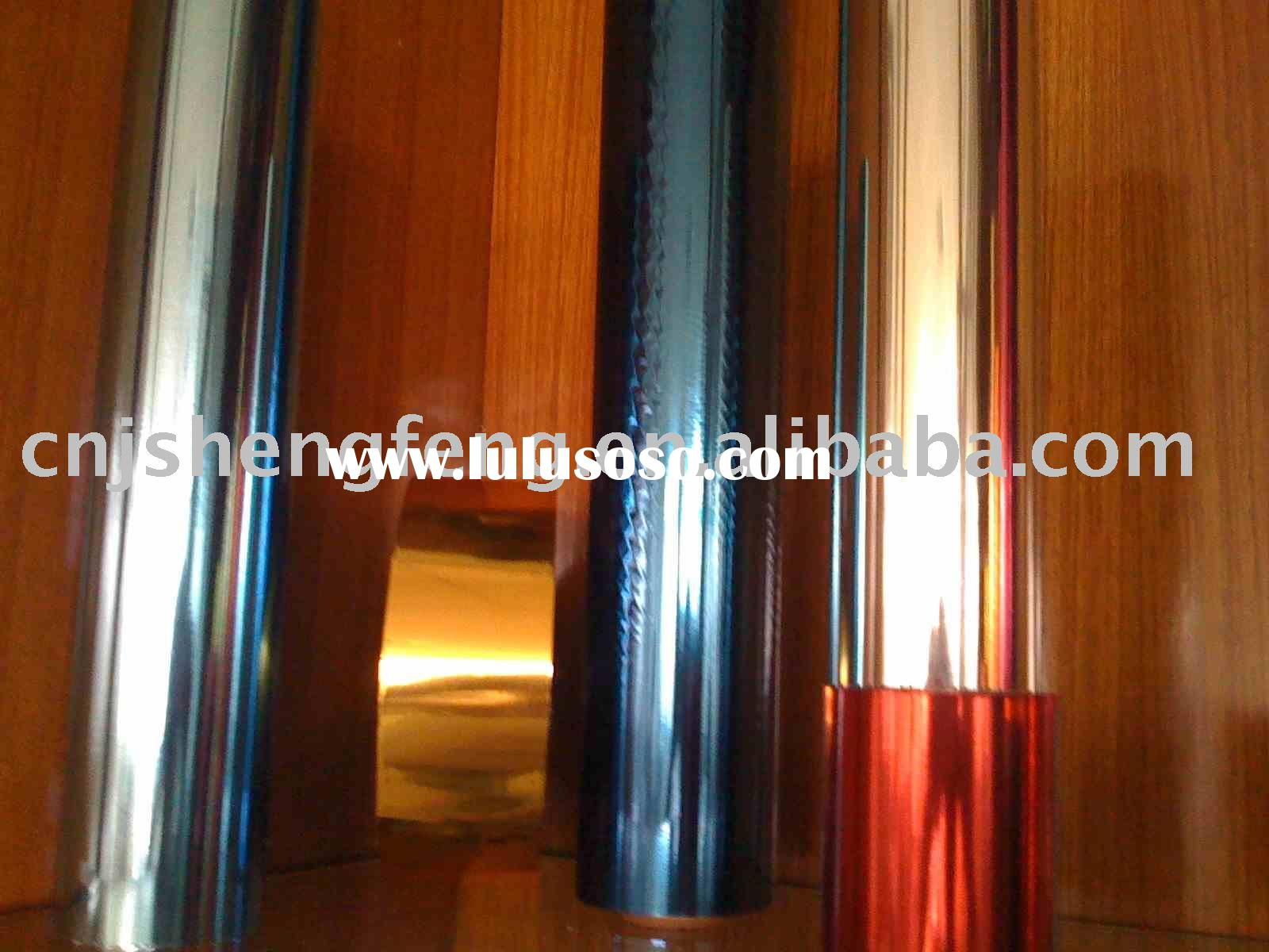 hot stamping foil for paper and plastic