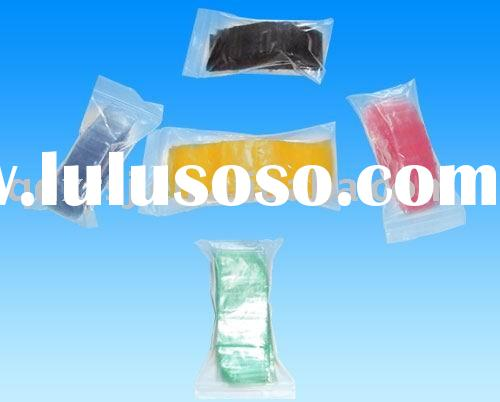 ldpe plastic mini apple resealable grip bag