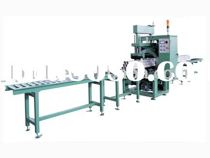 plastic pipe wrapping machinery(pipe packing machine,steel pipe packing machinery)