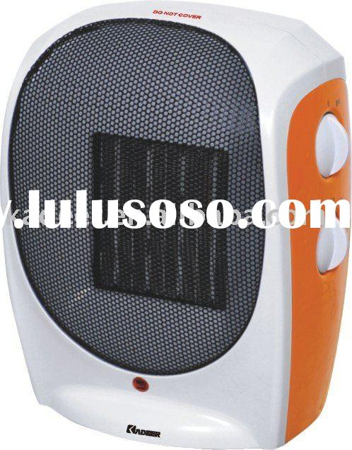 portable PTC fan heater