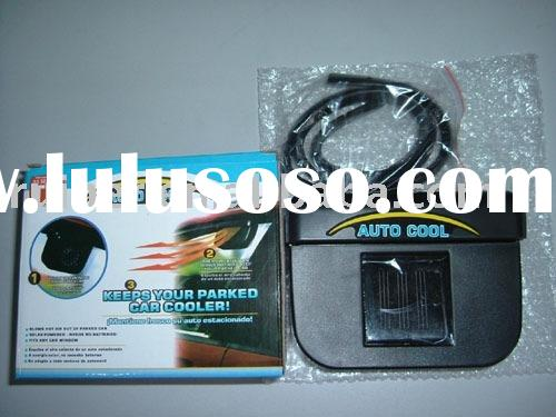 solar auto cooler, solar auto fan, solar air cooler