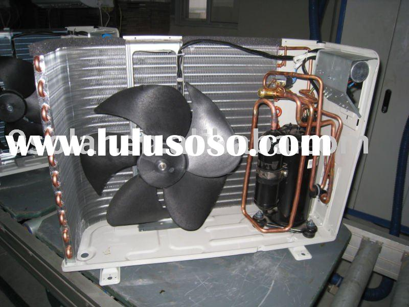 split wall type  cooling only solar air conditioner
