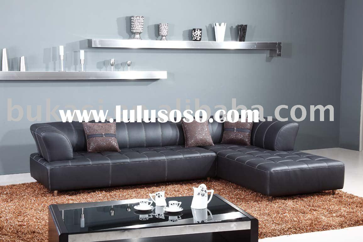 2011 new luxury leather sofa FC010#