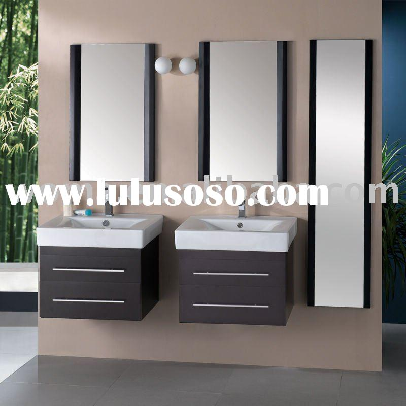Double Sinks Bathroom Cabinet Double Mirrors Bathroom Vanities For Sale Price China