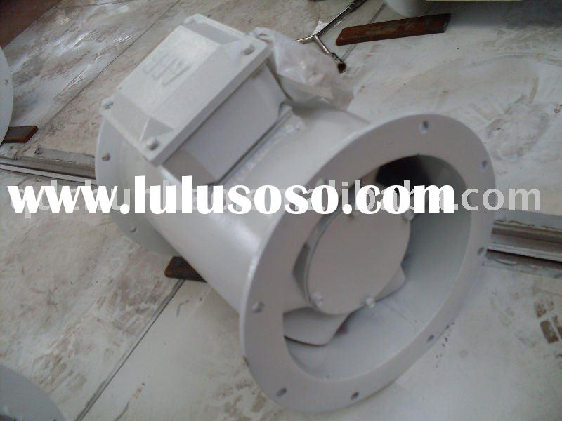 ABB motor marine exhaust fan