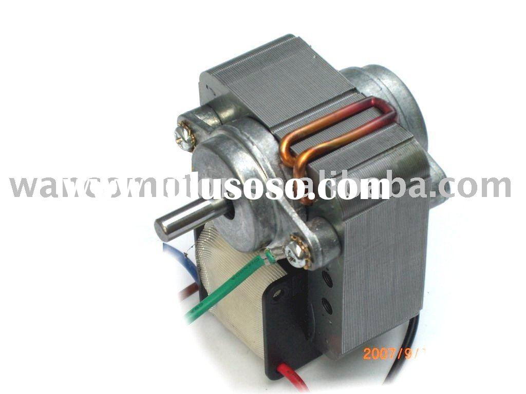Bathroom Kitchen Ventilation Fan Motor Shaded Pole Motor Kitchen Exhaust Fan Motor