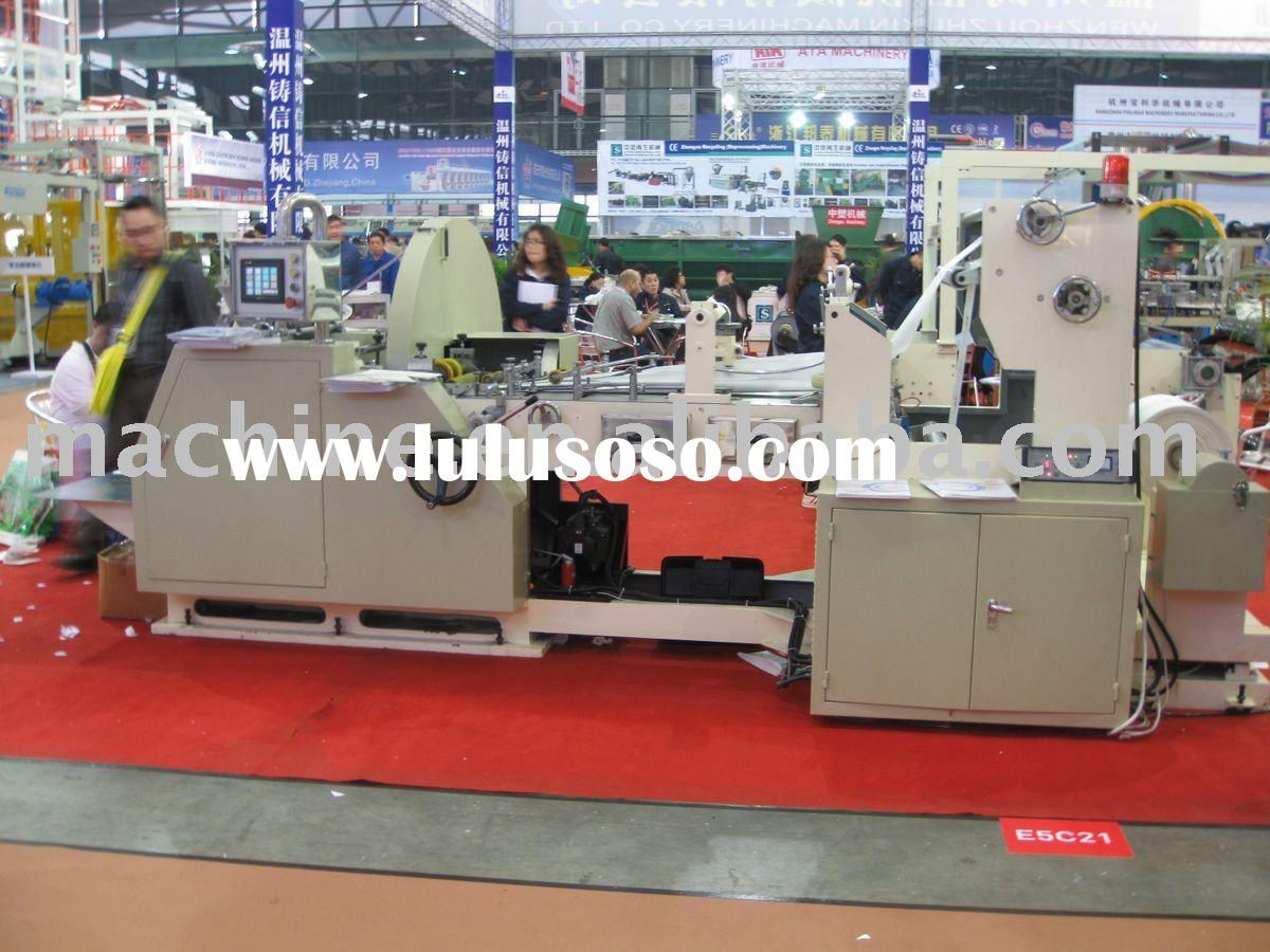 CY-400 high speed food paper bag machine