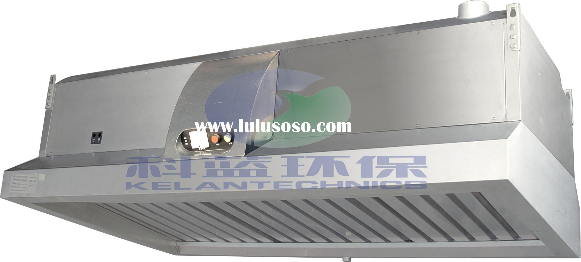 Commercial Kitchen Exhaust Hood Design ~ Commercial kitchen range vent hoods with esp grease
