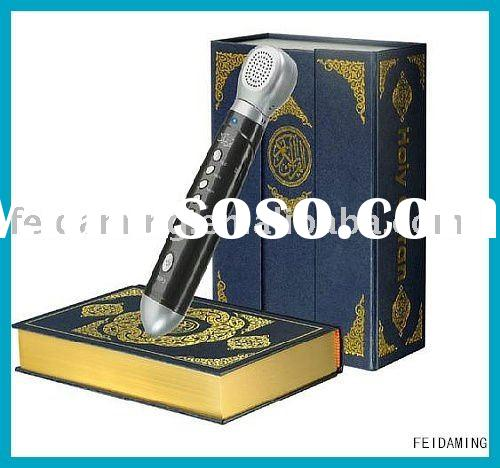 Digital Holy Quran Pen Reader, 8 Different Languages