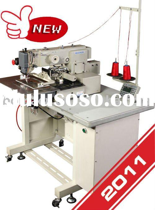 Direct Drive Electronic Leather Embroidery Machine