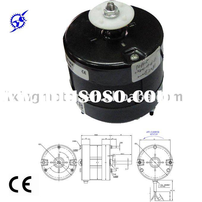 Electric AC Fan Motor, shaded pole motor