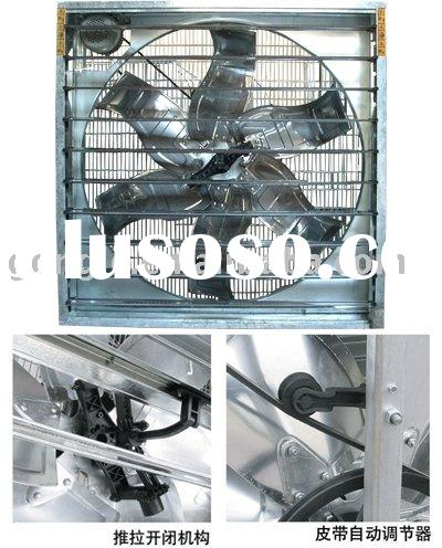 First class quality greenhouse ventilation system 500mm-1400mm fan