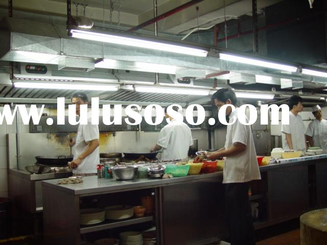 China Kitchen Hood ~ Kitchen exhaust air cleaning esp electrostatic