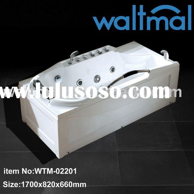 One person luxury massage/whirlpool bathtub WTM-02201