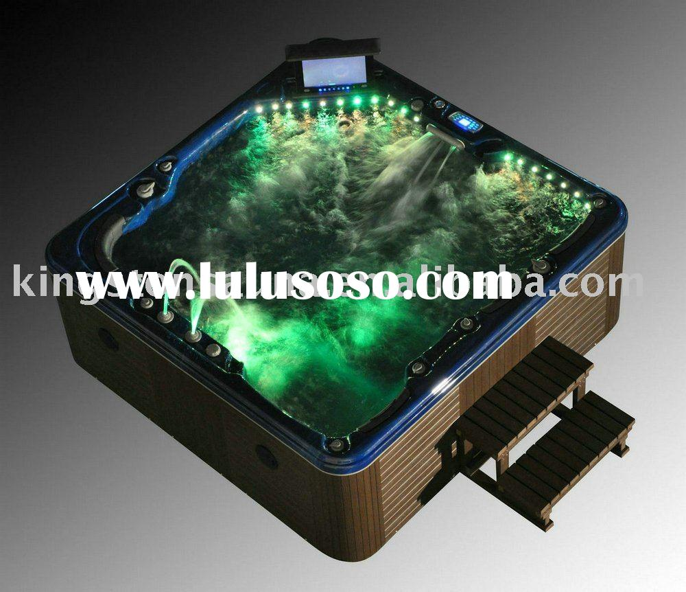 outdoor whirlpool hot tub for sale price china manufacturer supplier 652622. Black Bedroom Furniture Sets. Home Design Ideas