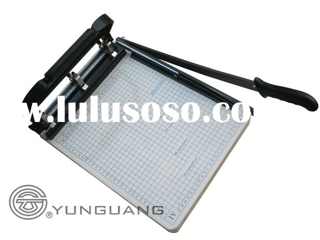 Paper Cutter with Stiletto/ Paper Punch