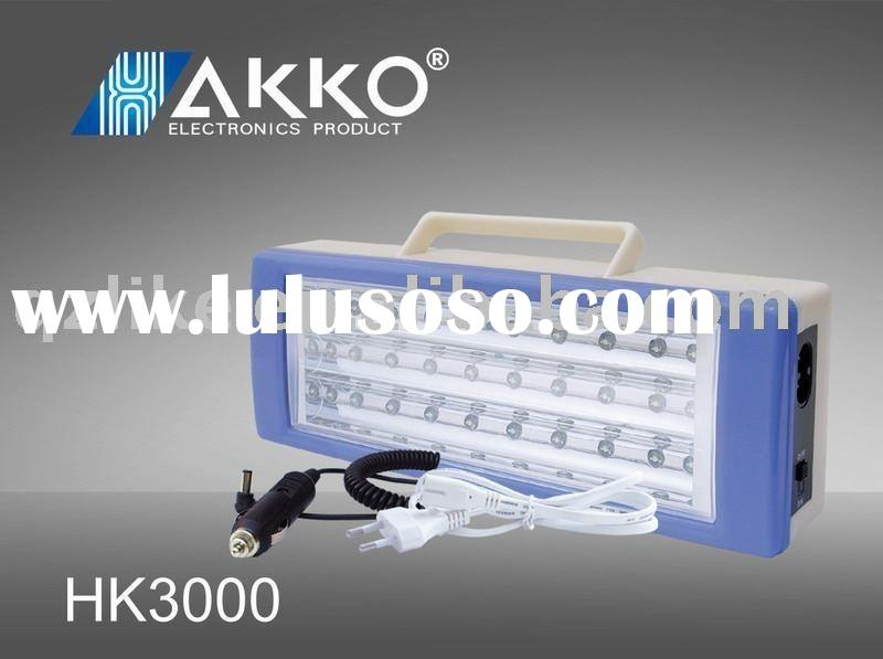 Portable Emergency Light(emergency light,led emergency light, rechargeable light)