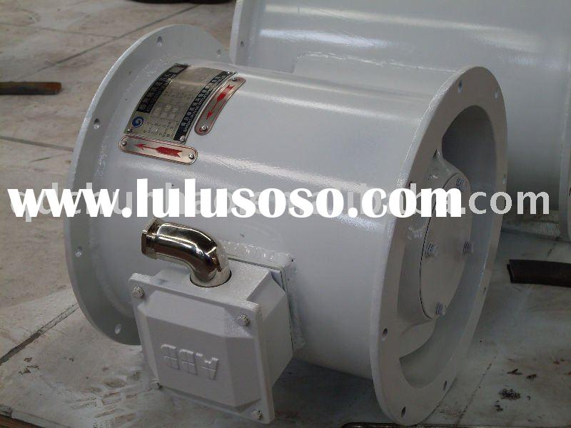 Ship exhaust fan with ABB motor