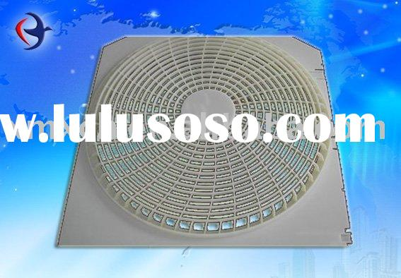 Small electric fan case CNC  prototype services