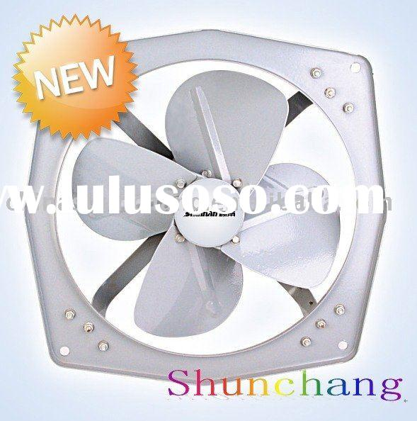 Window Power Industrial Exhaust Fans with White Color