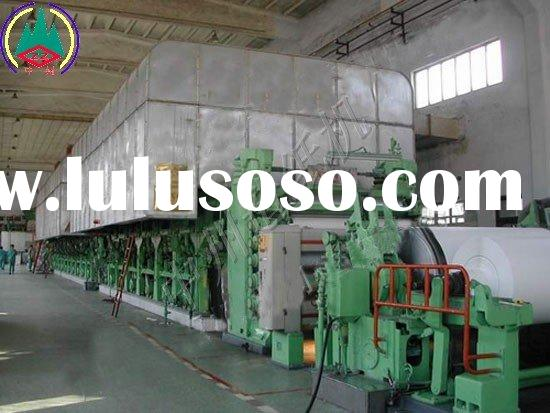 copy paper making machine(high quality and low cost)