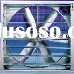 energy-saving environmental friendly industrial exhaust fan cooling system