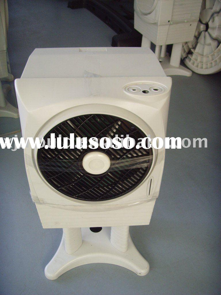 high quality injection plastic electric fan mould