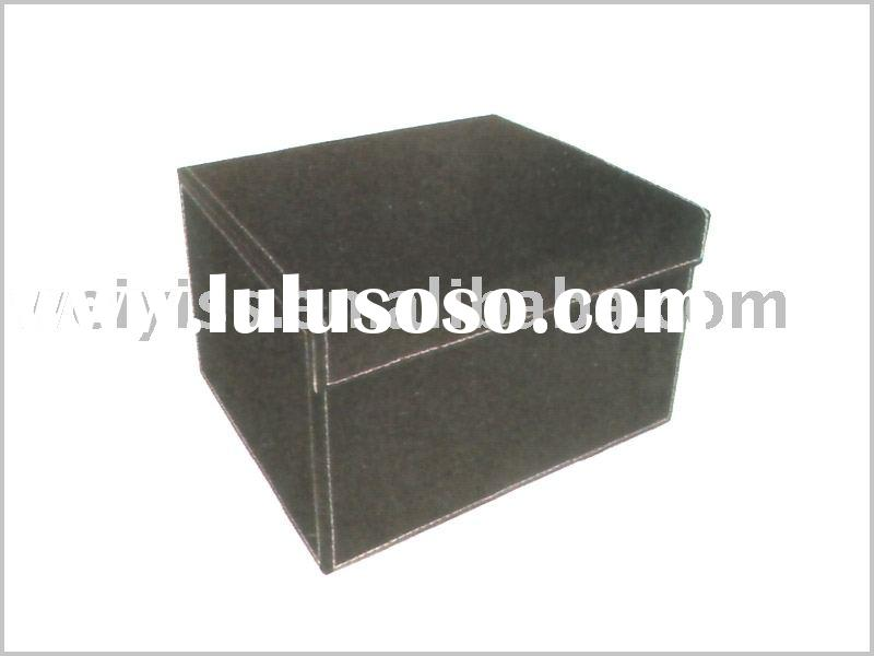 leather product.leather box.leather storage box.container box