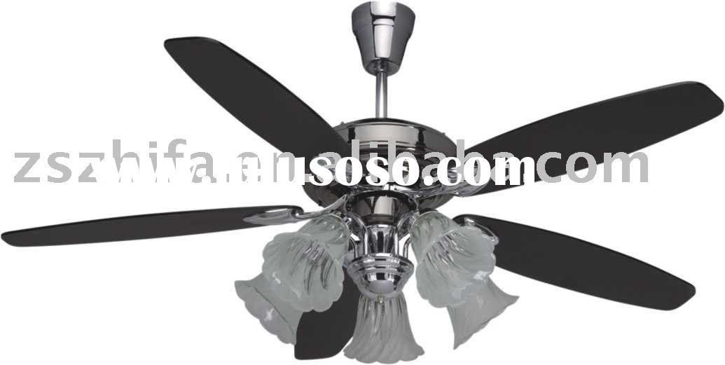 metal electric fan decorative antique style ceiling fan