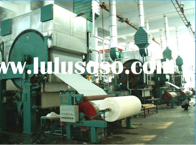 printing paper making machine(good quality and low cost)