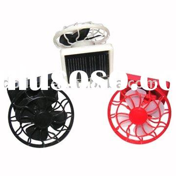 solar fan,fan,solar,Solar cap Fan,mini fan,travel fan