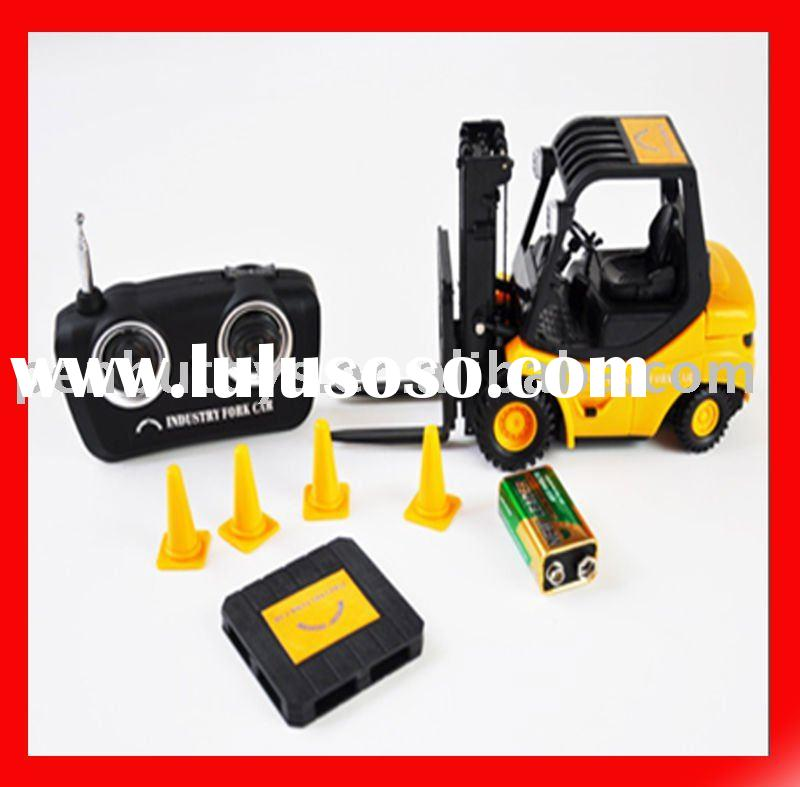 1:20 6ch Remote Control Toy Forklift Truck