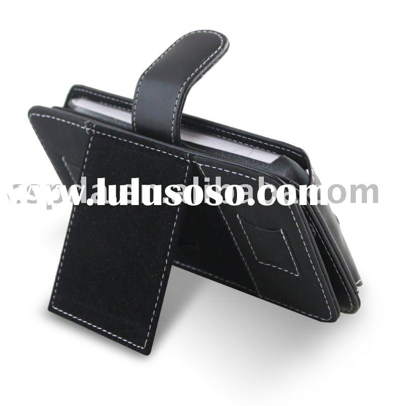 2010 new hot leather case cover  for DELL streak