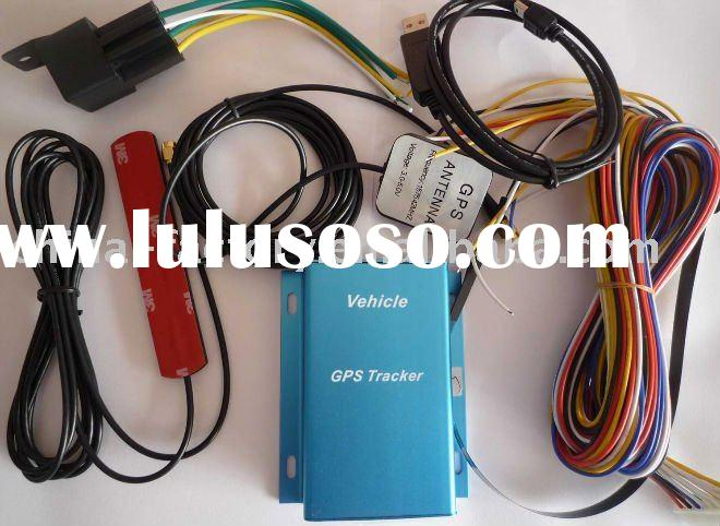 2011 car gps tracking Remote control circuit and oil