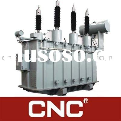 220KV Oil immersed Power Transformer (High Voltage Transformer) High Voltage Power Transformer