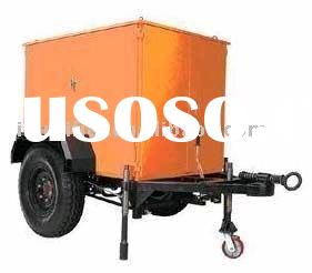 2 Stage Mobile Transformer Oil Purification Trailer