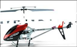 3CH metal RC helicopter toy with Gyro